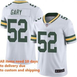 Other - Green Bay Packers Rashan Gary White Jersey